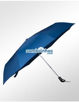 Guarda-Chuva Épico Azul Maxi Golf Abre e Fecha Automático Premium