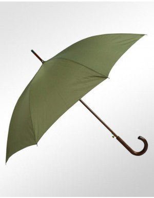 Guarda-chuva Fazzoletti Cabo de Madeira Verde Oliva