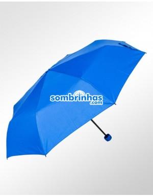 Sombrinha Fazzoletti Viva Colori Azul