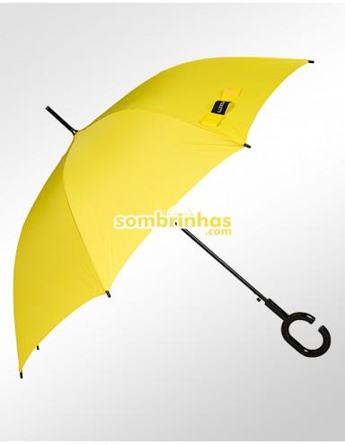 Guarda-Chuva Amarelo Shine Cellulare Fazzoletti