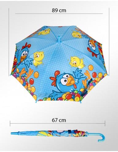 Guarda-Chuva Infantil Galinha Pintadinha - Disney
