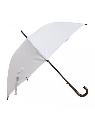 Guarda-chuva branco harmonia