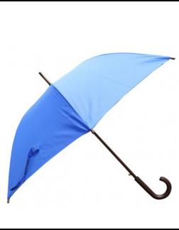 Guarda-chuva azul sereno