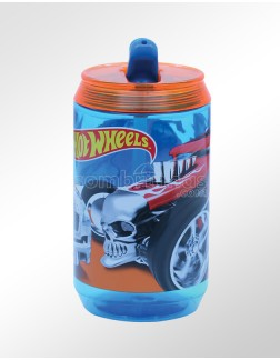 Copo Lata Fun Hot Wheels 410ml