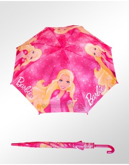 Sombrinha Disney Infantil Barbie