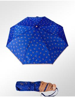 Sombrinha Fazzoletti Azul Lacinhos