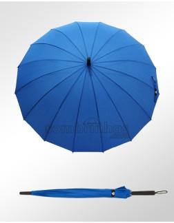 Sombrinha Longa Oriente Azul