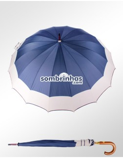 Sombrinha Dominique Azul