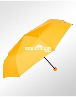 Sombrinha Fazzoletti Viva Colori Amarela