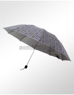 Sombrinha Proteção Solar Dobrável Xadrez Espanhol