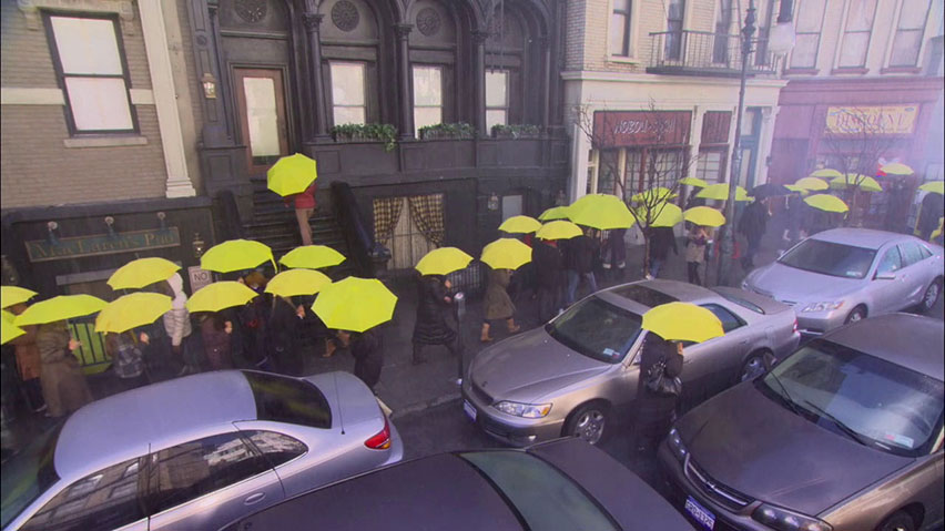 Guarda-Chuva Amarelo How I Met Your Mother
